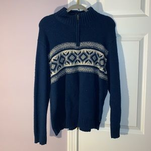 Men's American Eagle Not So Ugly Christmas Sweater